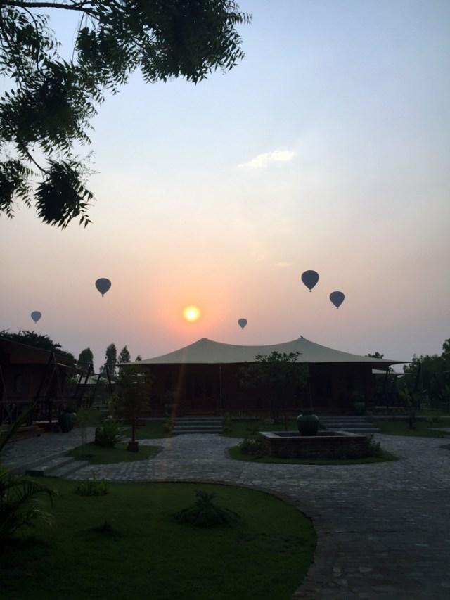 Ballons-bagan