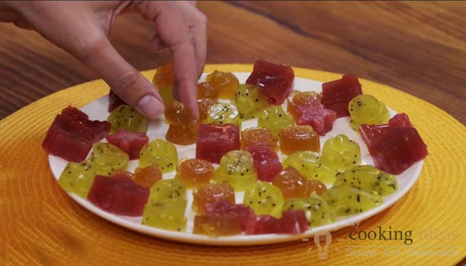 Healthy And Fast To Make Homemade Gummy Candies