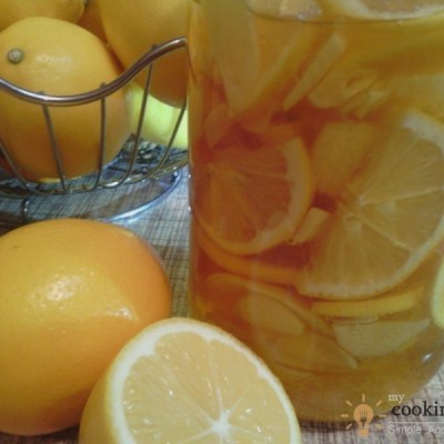 Homemade Remedy For Sore Throat (Honey and Ginger)
