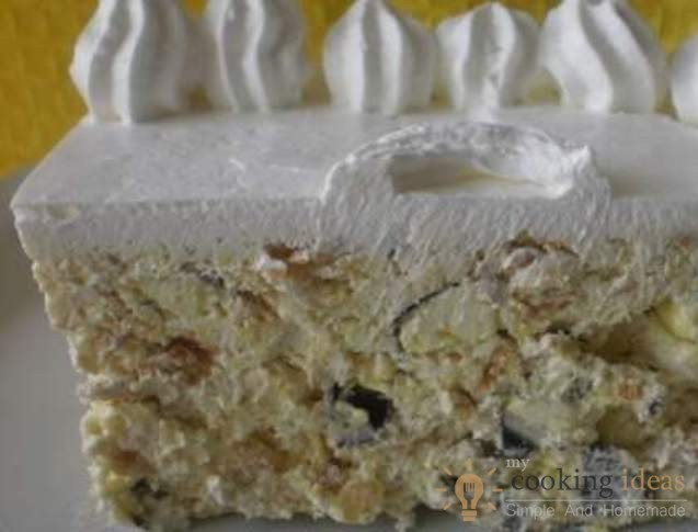 No Baking Cake Ready In 15 Minutes