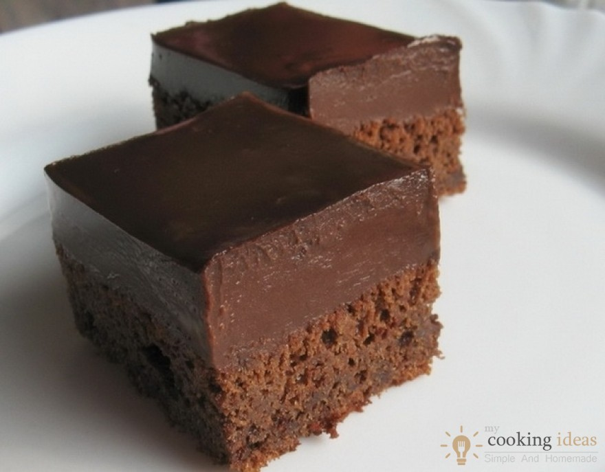 They Melt In Your Mouth: Quick Chocolate Cubes