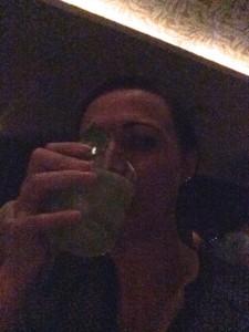 Le Lion Bar Hamburg Gin Basil Smash