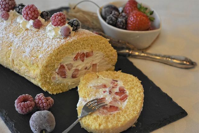 swiss roll recipe mary berry