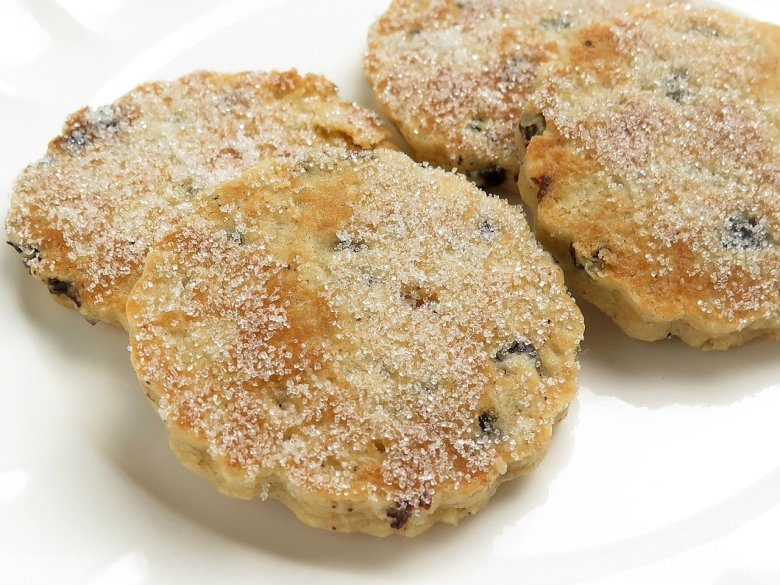 welsh cakes recipe mary berry