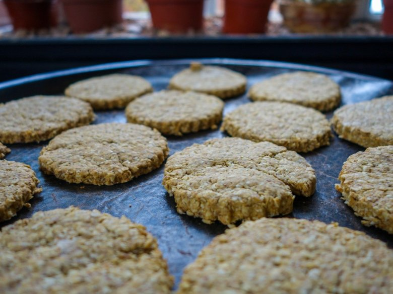 mary berry oat biscuits recipe