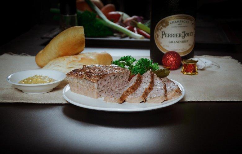 foie gras terrine recipe Gordon Ramsay