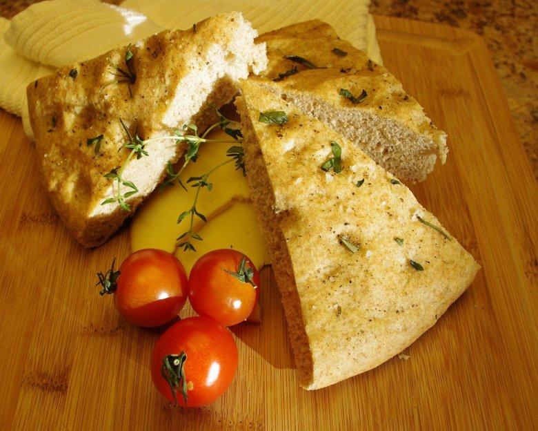 Martha Stewart focaccia bread recipe