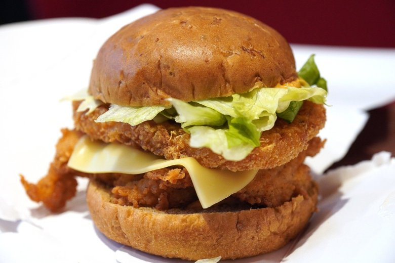 mary berry chicken burger recipe