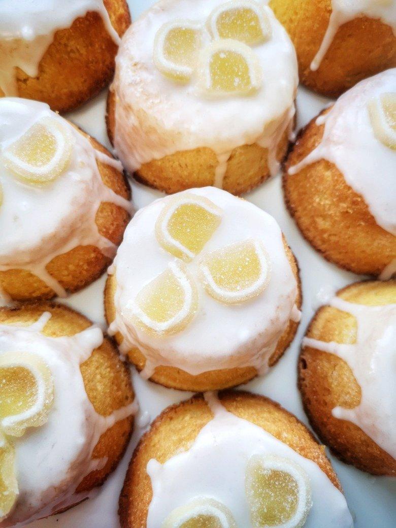 mary berry lemon polenta cake