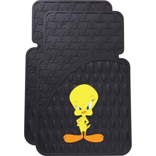 Tweety Bird Car Floor Mats