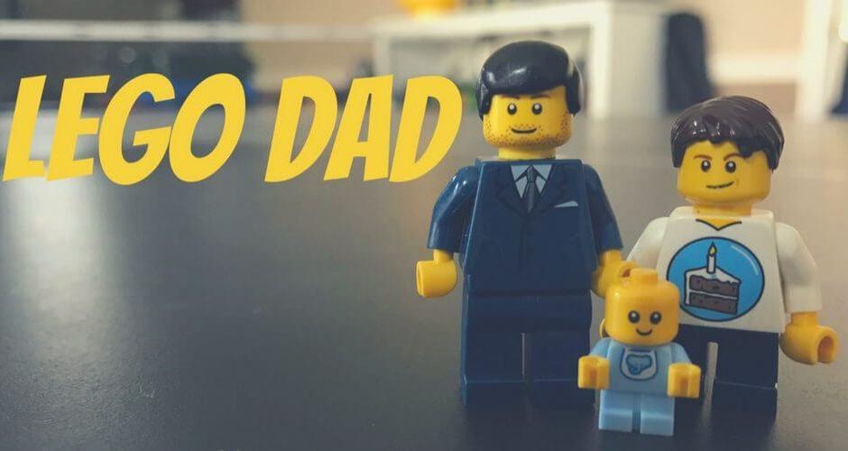 lego dad - La cuenta de Instagram The.Lego.Dad nos cuenta la verdadera lucha