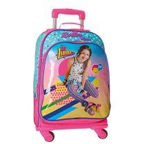 Disney Soy Luna Roller Zone Mochila Trolley 44 cm 2957 Litros Multicolor 0 209x209 - Que mochila escoger para la vuelta al cole