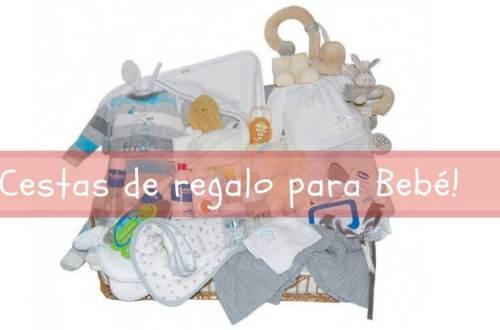 Las cestas de regalo para bebés, lo mejor para regalar estas Navidades