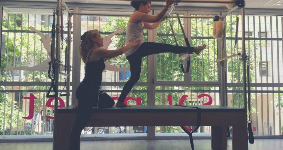 pilates barcelona