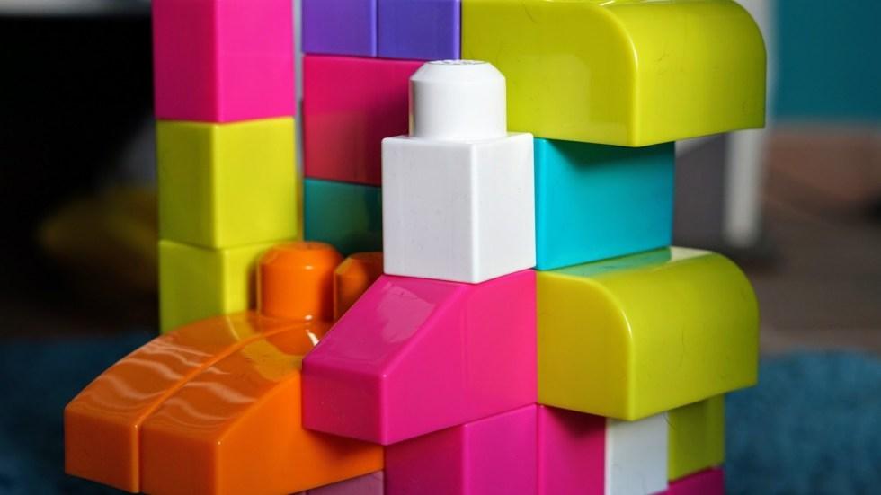 DSC03935 1 - MegaBlocks - Mejora la creatividad de tu hijo