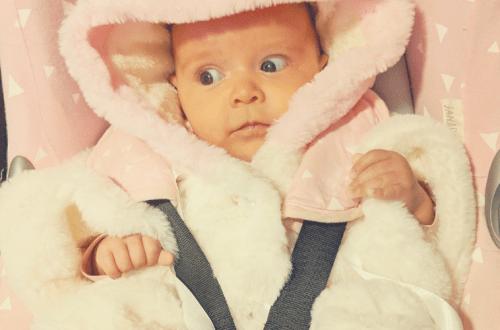 Consells per vestir al teu nadó a l'hivern