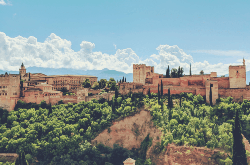 Granada en família