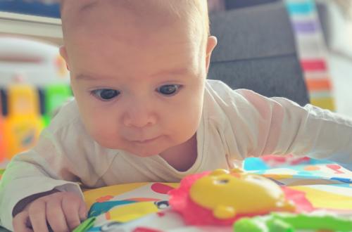 Actividades para fomentar el desarrollo del bebé