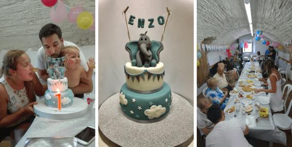 Ideas para celebrar el primer cumpleaños de tu bebé