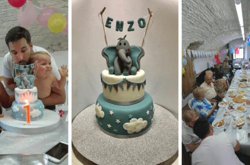 Idees per celebrar el primer aniversari del teu nadó