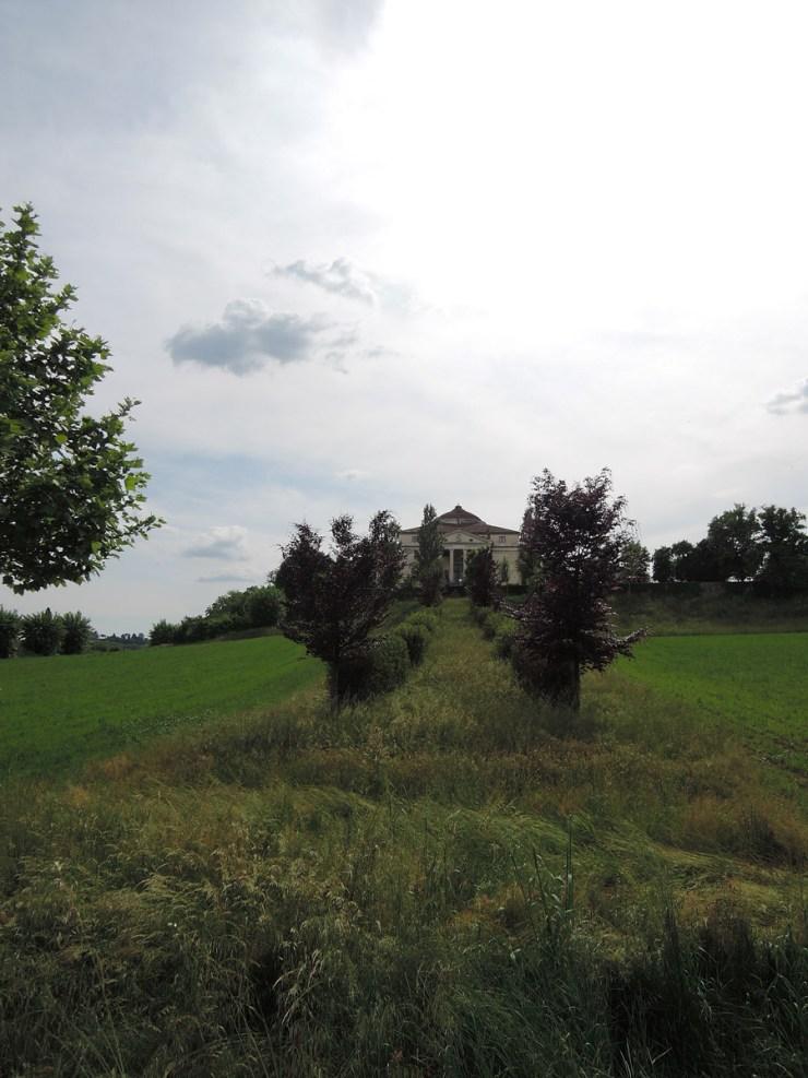 Villa Rotonda by Palladio