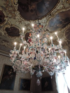 Brustolon chandelier