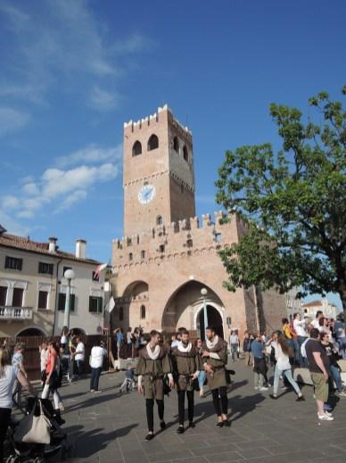 Clock Tower, Noale