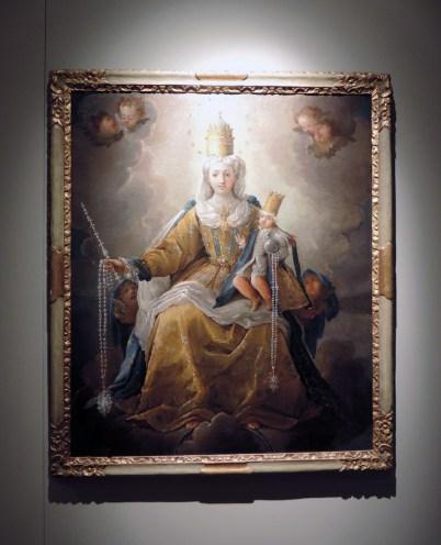 Bejeweled Madonna