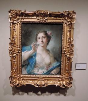 Primavera by Rosalba Carriera