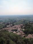 Asolo from the Rocca