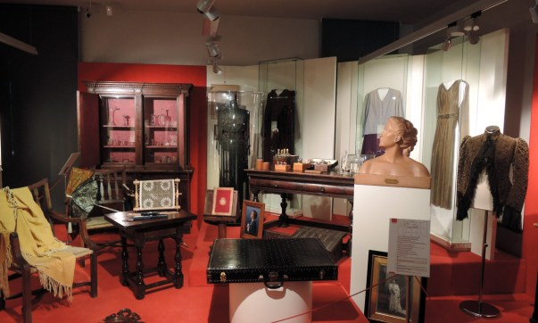 Eleonora Duse room, Civic Museum of Asolo