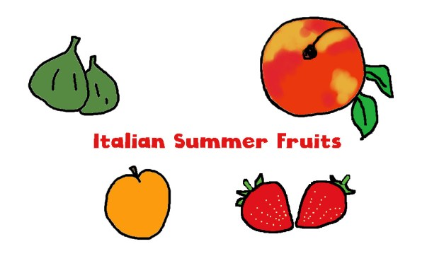Italian Summer Fruits