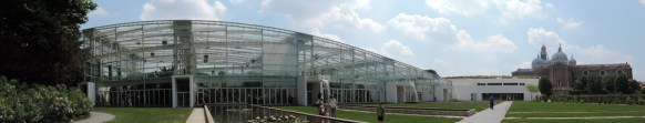Greenhouses, Botanical Garden in Padua