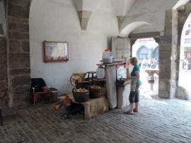 Apple Juice, Rothenburg ob der Tauber