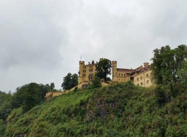 Hoheschwangau, Romantic Road Itinerary