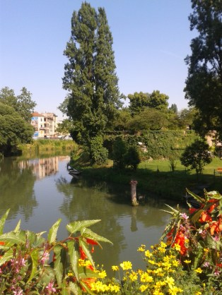 Arena Bastion and Gardens, Corso Garibaldi, Padova