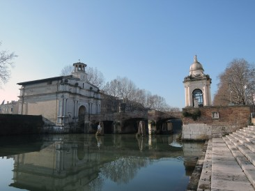 Porta Ognissanti, called Portello, Padova