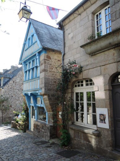 Dinan, my Brittany tour
