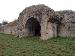 Fortification, via Raggio di Sole, Padova