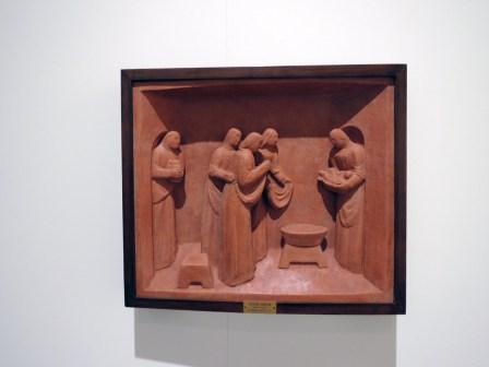 The Nativity of Mary by Arturo Martini