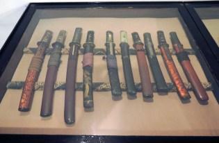 Swords, Venice Oriental Art Museum