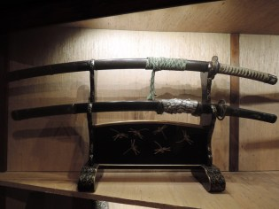 Sword-rest holder, Oriental Art Museum Venice