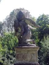 Time Monument, Valsanzibio Garden
