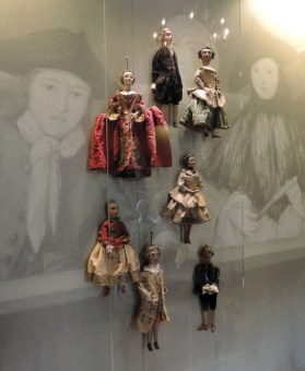 Puppet s, Goldoni house