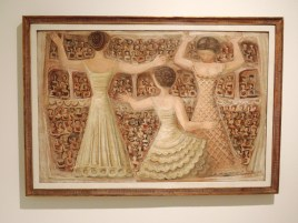 Actresses by Campigli