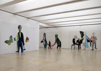 Devalle exhibition