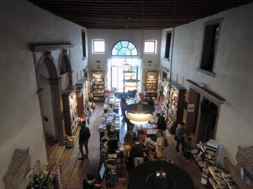 Palazzo Roberti Bookshop, Bassano del Grappa