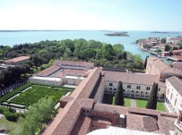 View from San Giorgio campanile