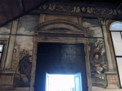 San Rocco in Rome and Retreat in the wood