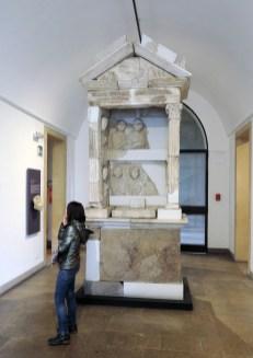 Funerary shrine of the Volumni